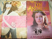КНИГА на английском  языке  набор 2 книги роман