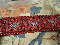 Повязка обруч заколка новая узоры цветная франция стильная