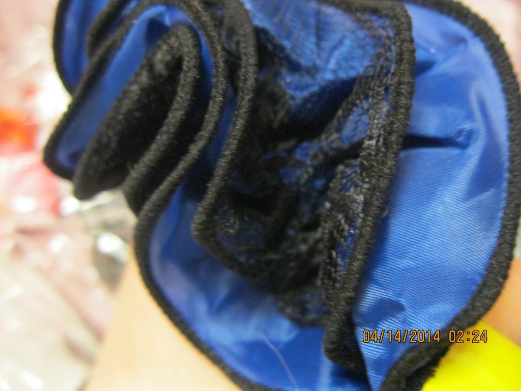 Резинка на волосы КРАСИВАЯ  синяя заколка новая супер цветы