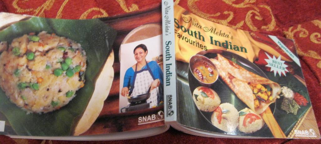 Книга Индийская кухня на английском рецепты вкусно пища еда