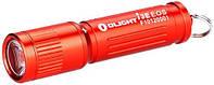 Фонарик OLIGHT LED I3E-TX красный (I3E-RED)