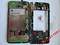 Розборка, частина корпуса для Huawei g510
