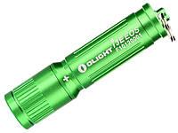 Фонарик OLIGHT LED I3E-TX зелёный (I3E-GRN), фото 1