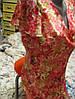 Женское летнее платье 46 12 M САРАФАН цветное, фото 5