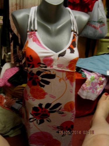 Сукня сарафан легкий новий бавовна 12 М 46