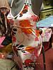 Сукня сарафан легкий новий бавовна 12 М 46, фото 2