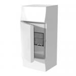 Шкаф электрический IP41 Mistral, накладной, непрозрачная дверь, 4-модуля
