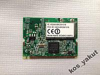 MiniPCI карта Wi-Fi адаптер  Broadcom BCM94318MPG