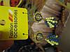 Сережки жовто-блакитні Україна нові ошатні супер, фото 4