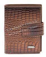 Стильная прочная визитница FUERDANNI art. 1031-1 коричневая, фото 1