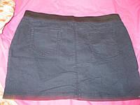 Юбка Marks&Spencer стрейчивая под джинс отличная юбка 20 54 XL