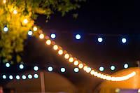 LED лампы гирлянда, фото 1