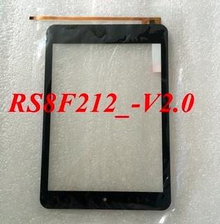 RS8F212_v2.0 емкостной сенсор (тачскрин)