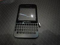 Сенсор с панелью для blackberry q5