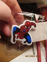 Новый брелок на ключи  спайдермен человек паук