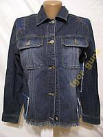 Куртка джинсовая GEE KAY, M, COTTON, КАК НОВАЯ!