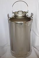 Бидон 40 литров, для напитков, самогона