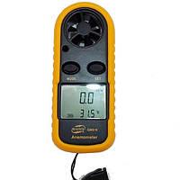 Анемометр (Метеостанция) GM-816
