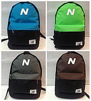 Стильный спортивный рюкзак New Balance.