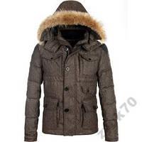 Мужская куртка пуховик JEEP  размер XXXL