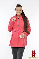 Полупальто кашемировое 2в1:беременность, обычное пальто., фото 1