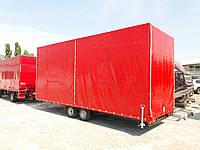 Прицеп для перевозки пенопласта 6м х 2м х 2,55м. Тормоза на ось!, фото 1