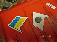 Магнит флаг УКРАИНА НОВЫЙ МАГНИТИК символика