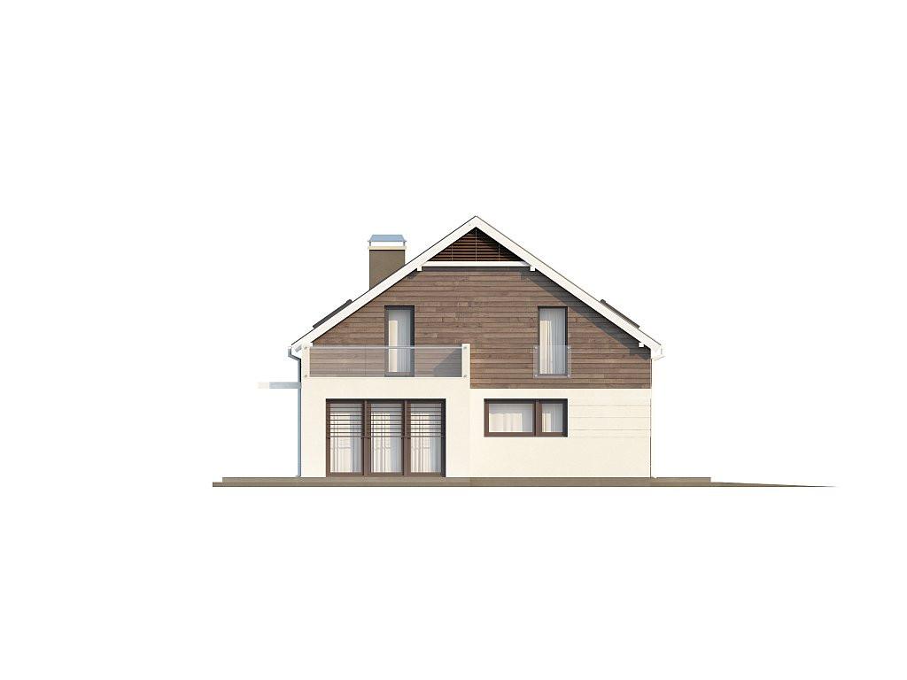 Проект Дома № 2,38