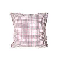 Подушка декоративна Рожева клітинка 45х45см ТМ Прованс # Andre Tan