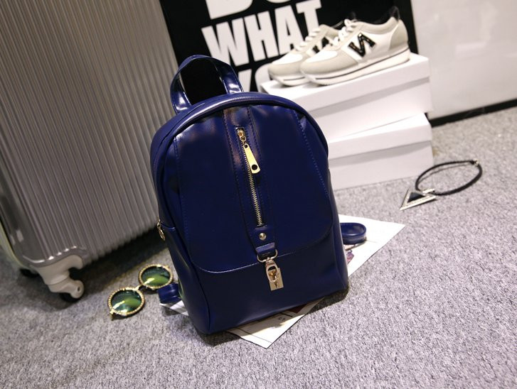 Городской рюкзак со стильной молнией!