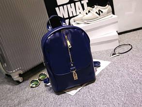 Городской рюкзак со стильной молнией!, фото 2