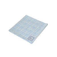 Серветка Блакитна клітинка 40х40см ТМ Прованс # Andre Tan, фото 1