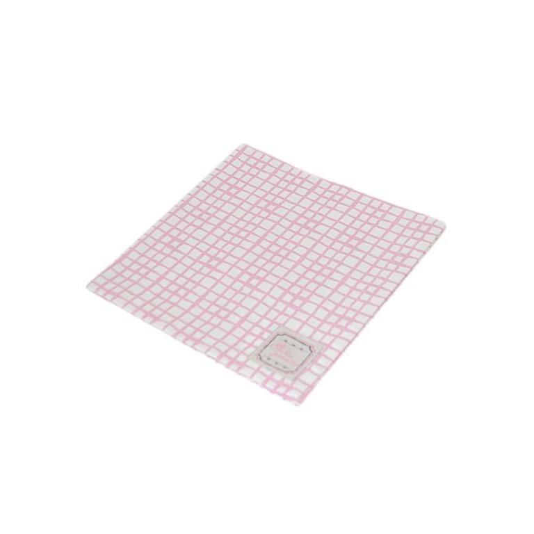 Салфетка Рожева клітинка 40х40см ТМ Прованс # Andre Tan