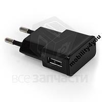 Сетевое зарядное устройство для мобильных телефонов Samsung серия Galaxy S,универсальное, (USB-выход 5V 1A)