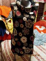 Туника сарафан платье трикотажное демисезонное нелето 16 52 L-XL
