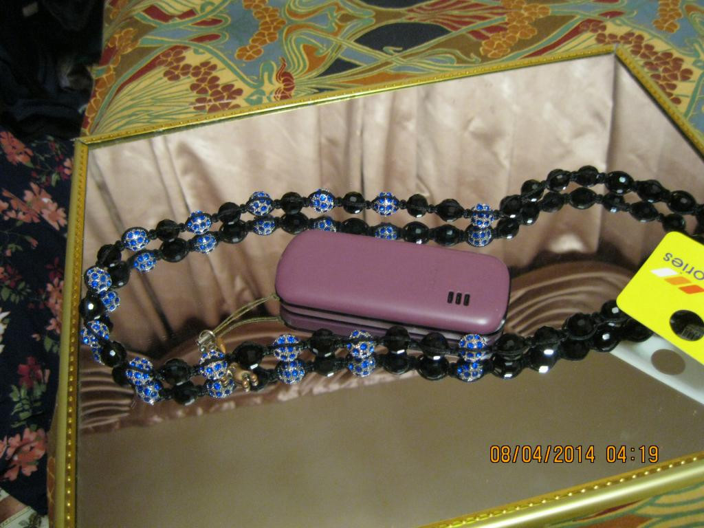 Бусы ожерелье новые синие ШАМБАЛА длинные шикарные длинные