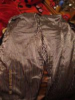 капри штаны атлас для дома 16-18   XL