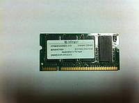 ОП SO-DIMM 256MB DDR SODIMM PC2700 Infineon