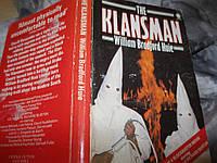 Книга!английский язык THE KLANSMAN из британии