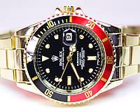 Мужские наручные часы Rolex Submariner Gold (копия)