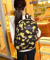 Рюкзак Барт Симпсон от интернет-магазина Days-Trend 4d758705c6f