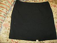 Юбка КЛАССИКА  ФИРМЕННАЯ черная 20  XL  54