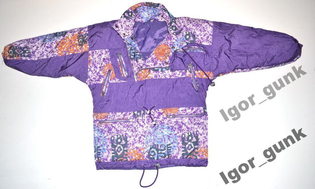 Куртка спортивная, горнолыжная, 176, теплая