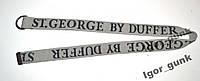 Пояс текстильный GEORGE by DUFFER