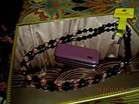 Бусы ожерелье новые КРАСНЫЕ ШАМБАЛА красивенные длинные