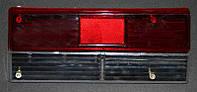 SIMPOL - Комплект стекол для СТОП-сигналов на ВАЗ-2107, Tuning,  Red & White, 2 шт