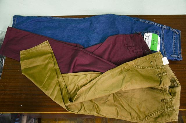 штаны секонд хенд, джинсы секонд хенд