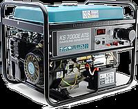 Бензиновый генератор с автозапуском KS7000E ATS