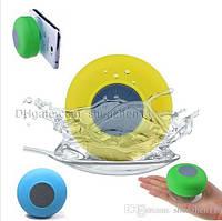 Водонепроницаемый bluetooth спикер динамик микрофон для душа ванны BTS-06