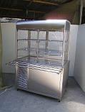 Стол кондитерский с надстройкой, фото 2